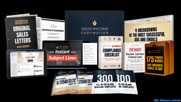 Dan Lok – High-Income Copywriter 1