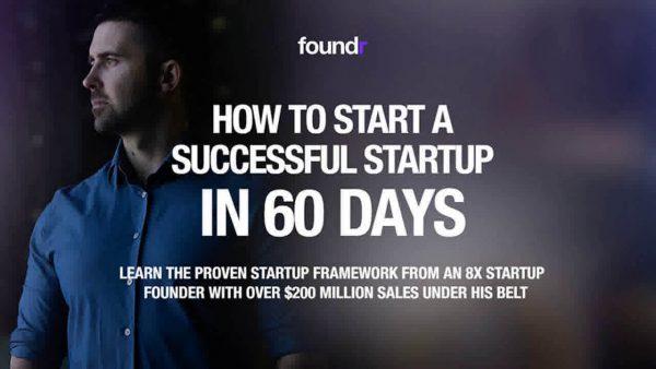 Mitch Harper (Foundr)  60 Days Startup 1