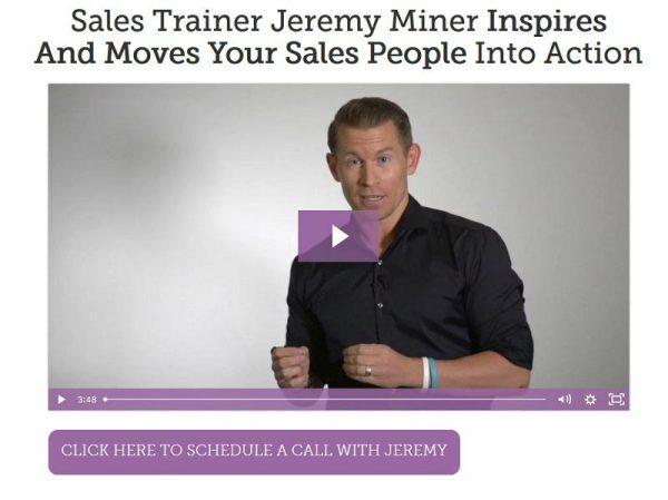 Jeremy Miner  Objections Masterclass FB 1