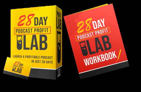 Jamie Atkinson  28 Days Podcast Profit Lab 1