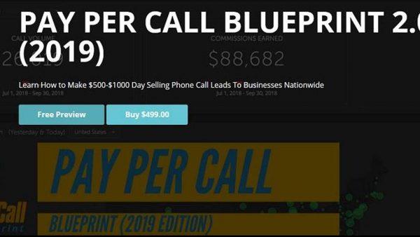Gene Morris Pay Per Call Blueprint 2.0 (2019) 1