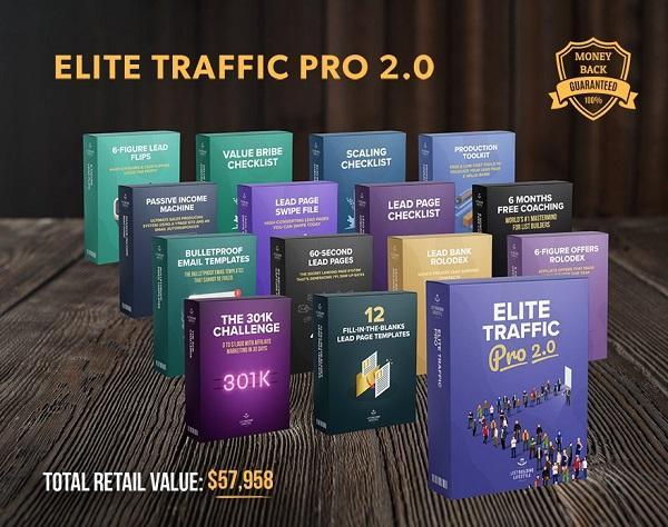 Igor Kheifets - Elite Traffic Pro 2.0 (2020) 1