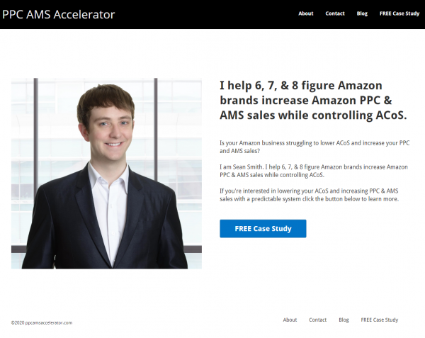 Sean Smith  PPC Accelerator 1
