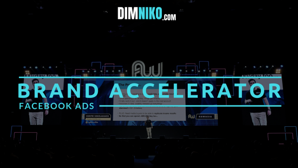 Dim Niko  Brand Accelerator 1