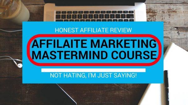 Chad Bartlett  Affiliate Marketing Mastermind Course 1