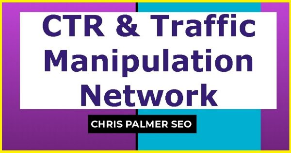 CTR & Traffic Manipulation Network Training 1