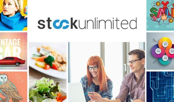 StockUnlimited - 3 Years Access 1