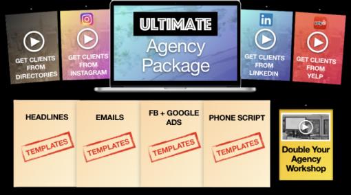 Robert Neckelius – Utlimate Agency Package + Book