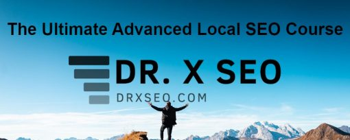 DR-X SEO Advance GMB Course