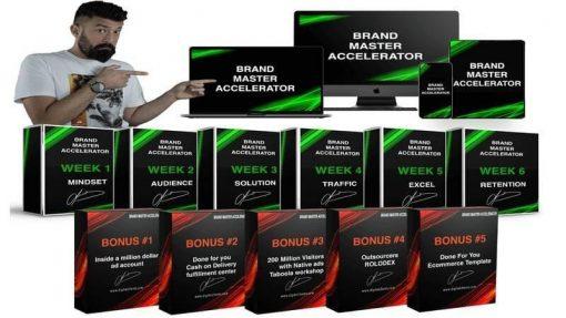 Dimitris Skiadas - Brand Master Accelerator