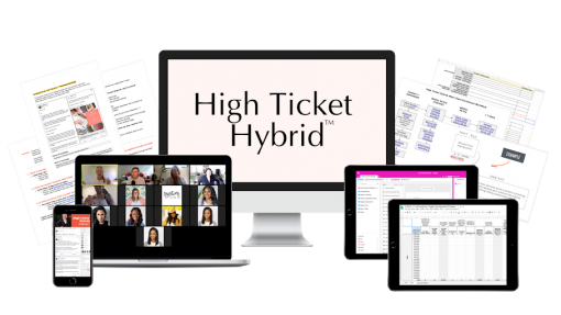 Mariah Coz – High Ticket Hybrid
