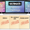 Robert Neckelius - Utlimate Agency Package + Book 3
