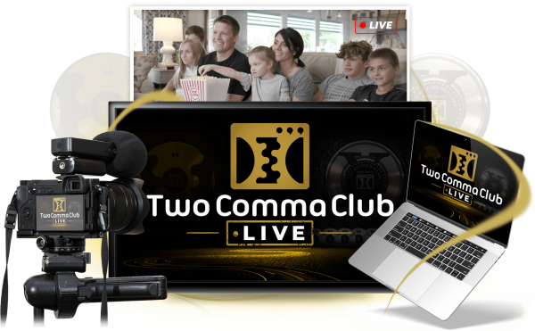 Russell Brunson - Two Comma Club LIVE Virtual Conference 1