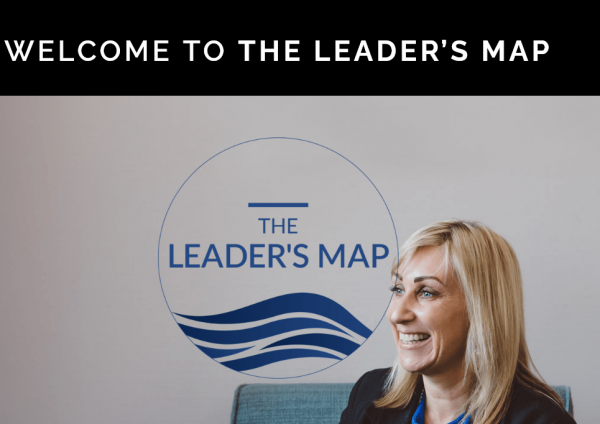 Suzi McAlpine - The Leader?s Map 1