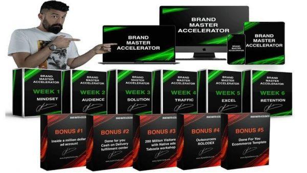 Dimitris Skiadas - Brand Master Accelerator 1