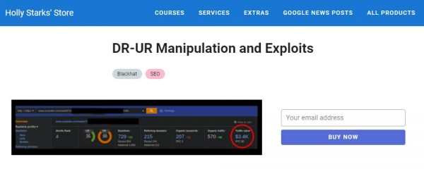 DR- UR Manipulation and Exploits 1