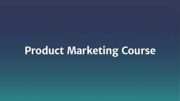 Hasan Luongo - Product Marketing Course 1