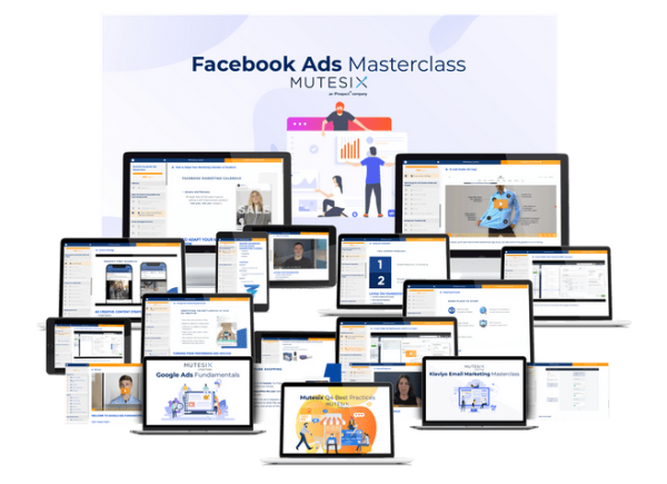 Mutesix - The Facebook Ads Masterclass 1