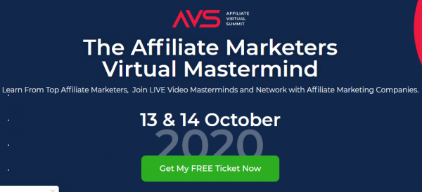 AVS - The Affiliate Marketers Virtual Mastermind 2020 1