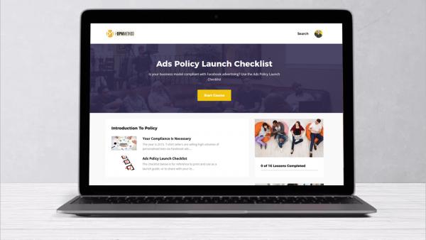 Depesh Mandalia - Policy Checklist 1