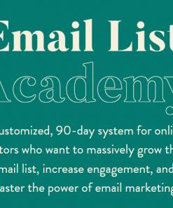Melissa Griffin – Email List Academy