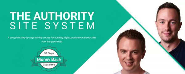 Gael Breton, Mark Webster - Authority Site System 3.0 1