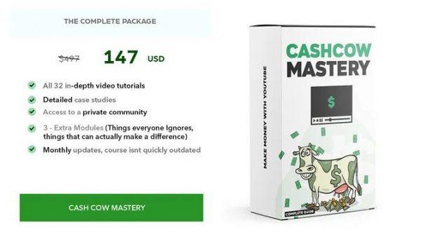 CashCow MASTERY 1