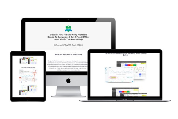 Google Ads Training Academy by Rob Andolina (Newest version) 1