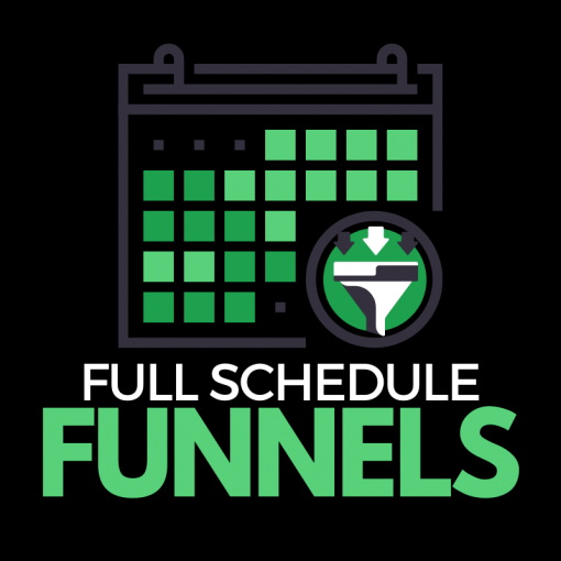 Ben Adkins – Full Schedule Funnels