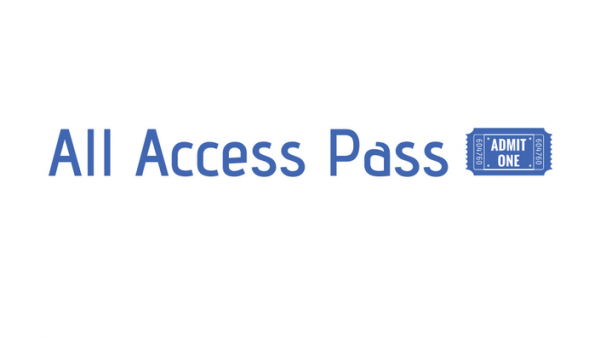 Don Wilson - Gearbubble - All Access Pass 1